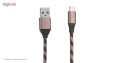 کابل تبدیل USB به microUSB تسکو مدل TC 49 طول 1 متر thumb 4