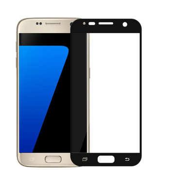 محافظ صفحه نمایش  فول چسب  مدل F002 مناسب برای گوشی موبایل سامسونگ Galaxy S6