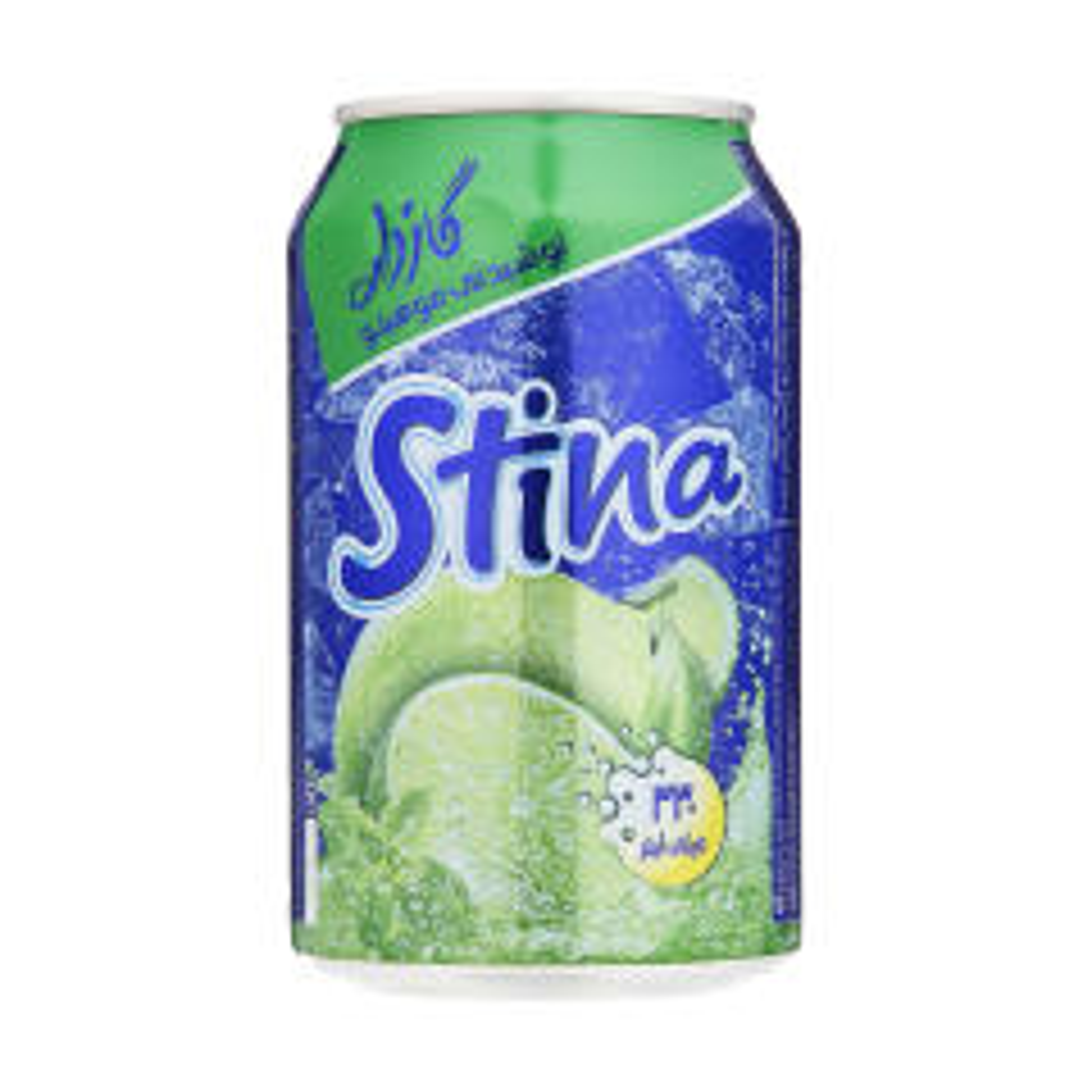 نوشیدنی گازدار موهیتو استینا - 330 میلی لیتر