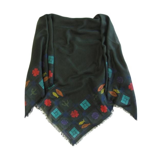 روسری سروین مدل نیلی  کد SN102