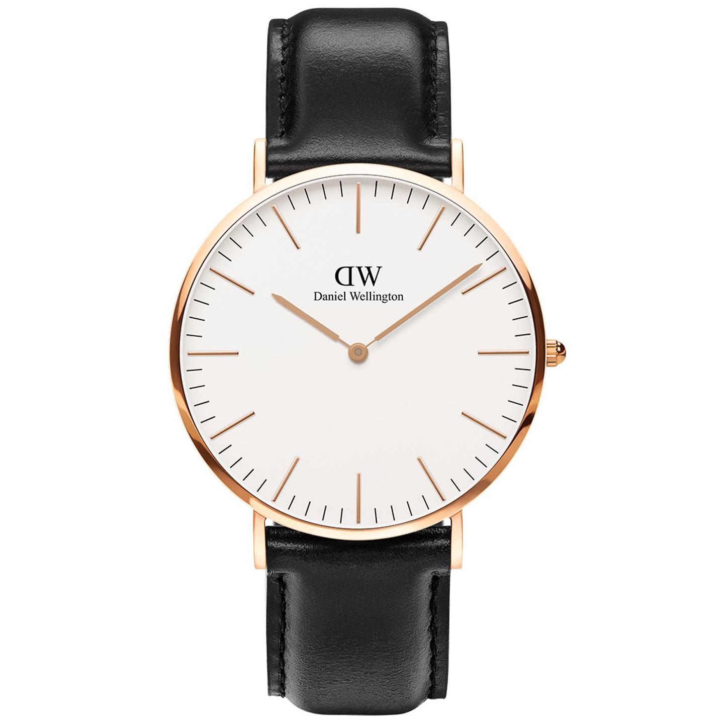 ساعت مچی عقربه ای مردانه مدل شفیلد کد DW-1202