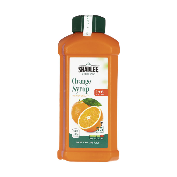 شربت پرتقال شادلی مقدار 1800 گرم