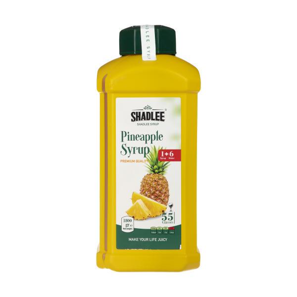 شربت آناناس شادلی مقدار 1800 گرم