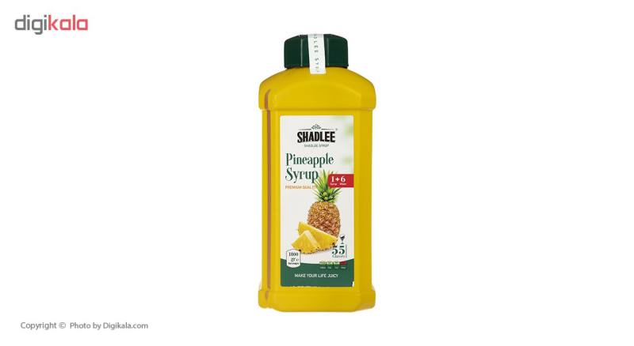شربت آناناس شادلی مقدار 1800 گرم thumb 1