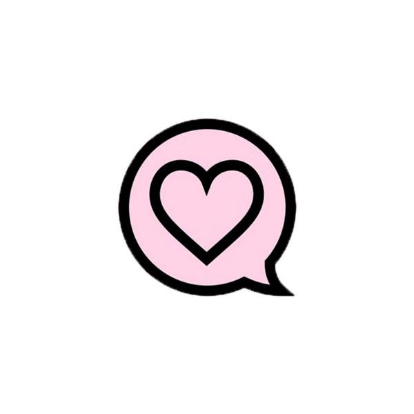 استیکر لپ تاپ طرح قلب کد 167