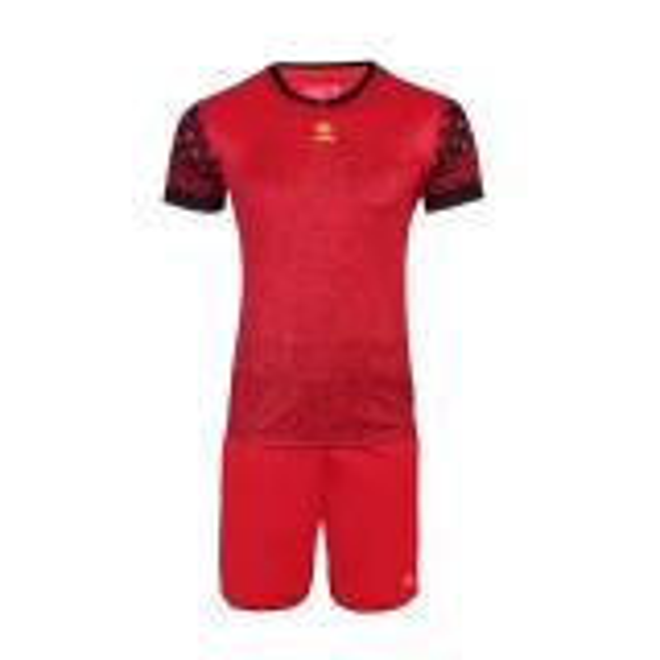 ست پیراهن و شورت ورزشی پانیل کد 1105