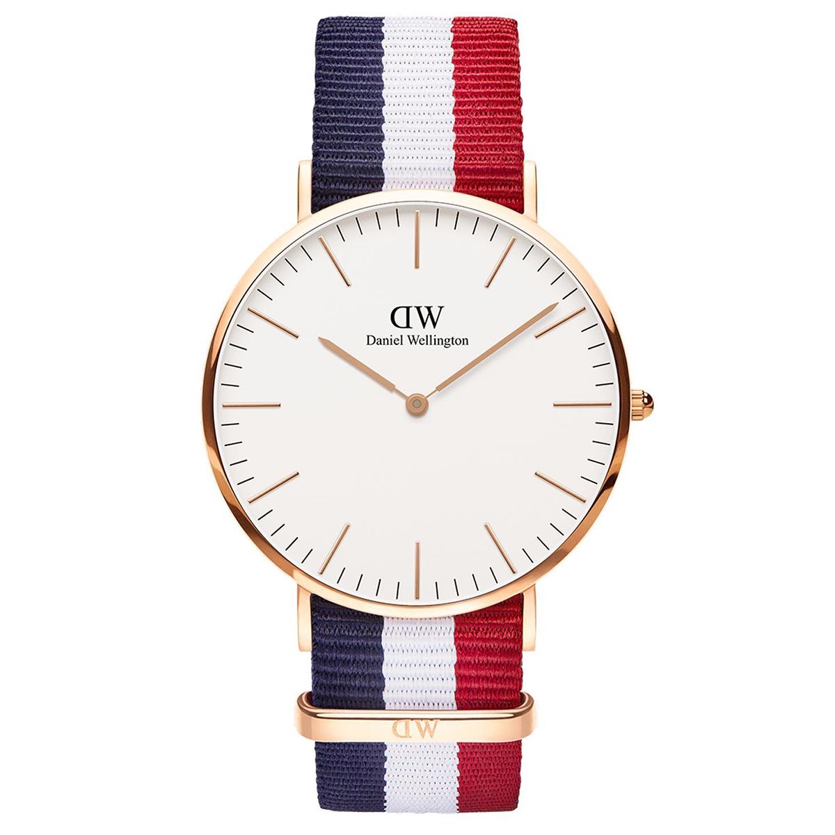 ساعت مچی عقربه ای مردانه مدل کمبریج مدل DW-1205