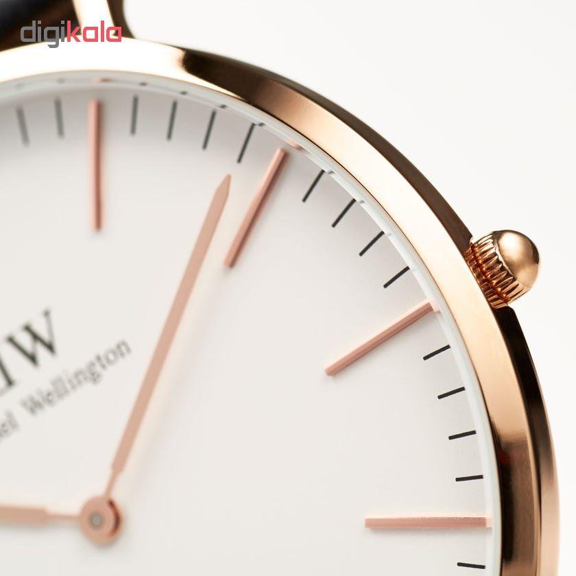 ساعت مچی عقربه ای مردانه مدل کانتربری کد DW-1206