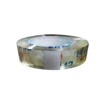 چسب نواری مدل کریستال عرض 1.5 سانتی متر بسته 6 عددی
