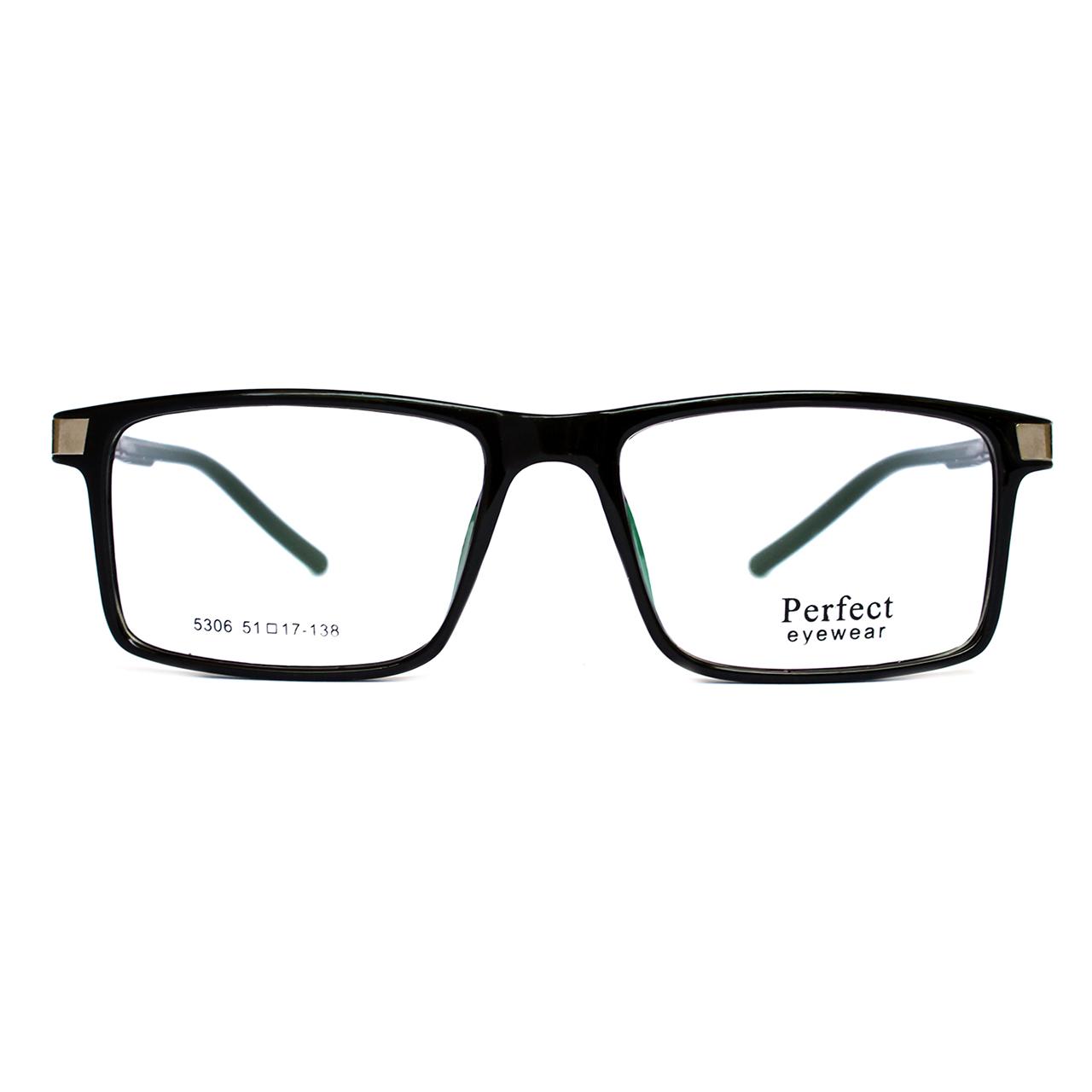 قیمت فریم عینک طبی پرفکت کد 5306