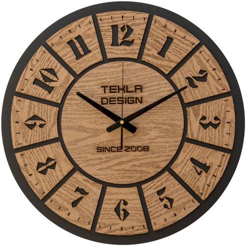 ساعت دیواری تکلا دیزاین مدل TT182