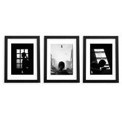 تابلو گالری چی چاپ طرح Last of us مجموعه 3 عددی