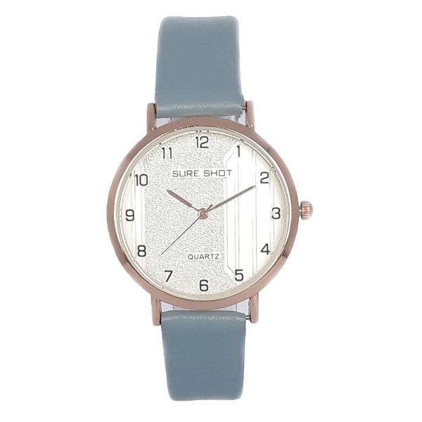 ساعت مچی عقربه ای زنانه سوری شات مدل SUR 9966 / FIL به همراه دستمال مخصوص نانو کلیر واچ