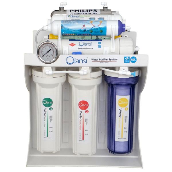دستگاه تصفیه کننده آب اولانسی مدل RO-NATURE5407