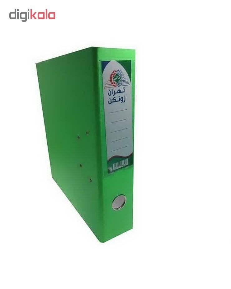 زونکن  تهران زونکن مدل GL1101  بسته 12 عددی main 1 3