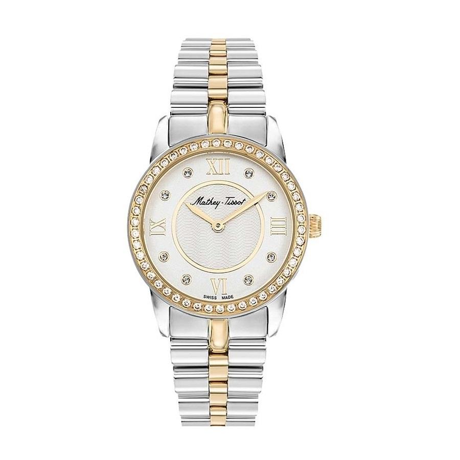 خرید ساعت مچی عقربه ای زنانه متی تیسوت مدل D1086BQYI