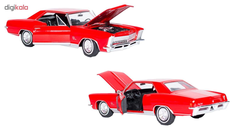 ماشین بازی ولی مدل 1965 Buick Riviera TM Gran Sport