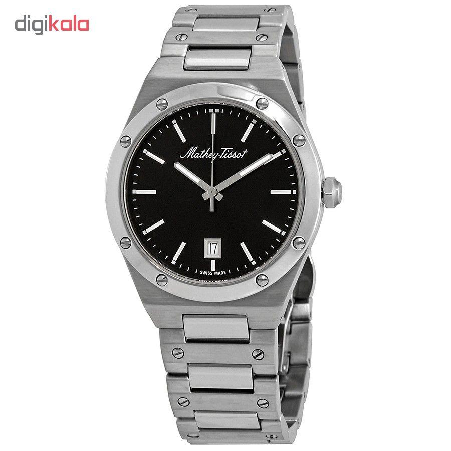 خرید ساعت مچی عقربه ای مردانه متی تیسوت مدل H680AN