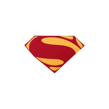 استیکر تزئینی موبایل طرح سوپرمن کد 298