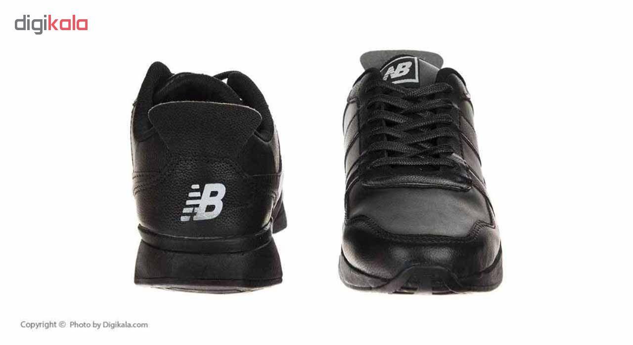 کفش مخصوص پیاده روی مردانه مدل NBa رنگ مشکی