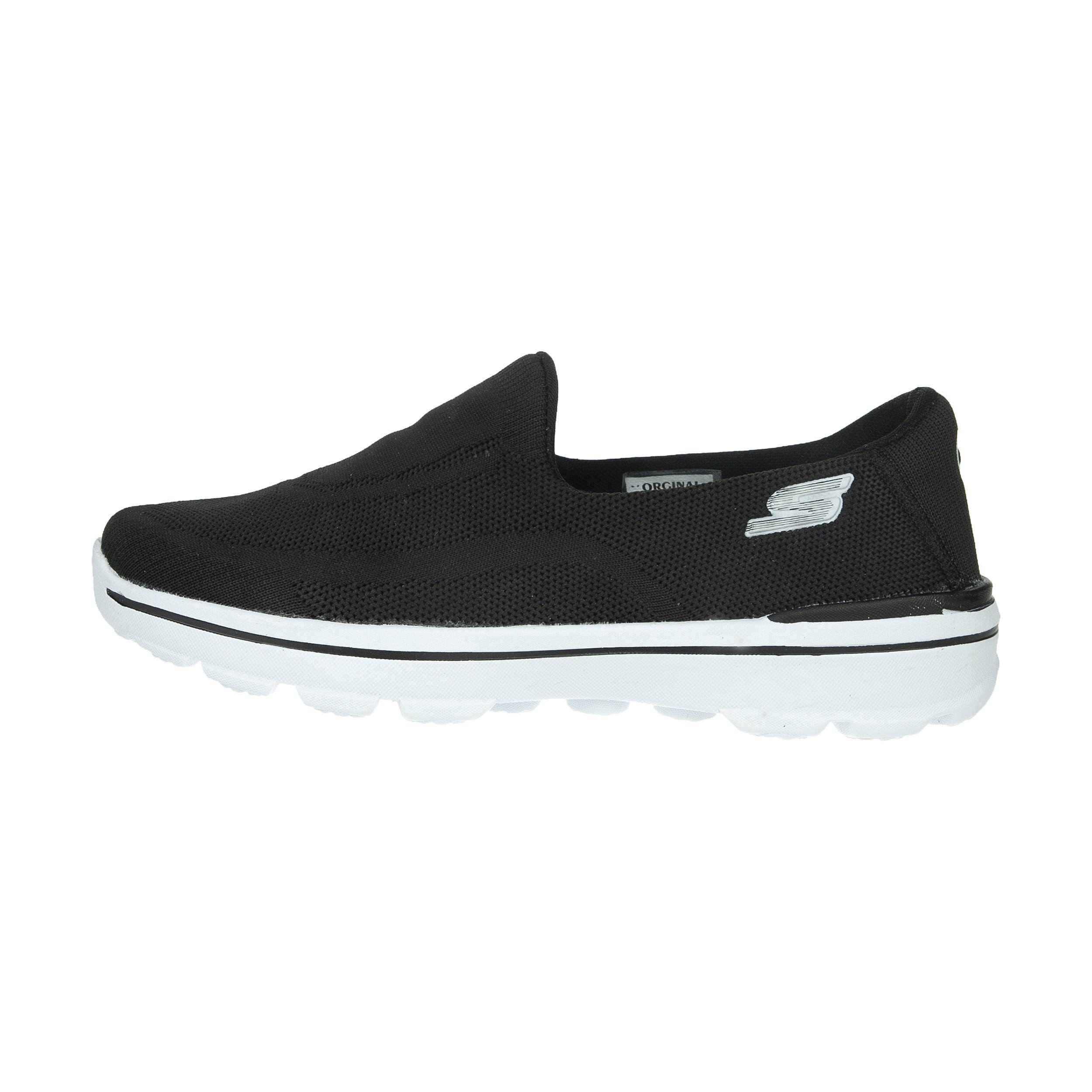 قیمت کفش مخصوص پیاده روی مردانه کد 9812 رنگ مشکی