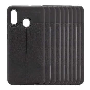 کاور مدل  bh2 مناسب برای گوشی موبایل سامسونگ Galaxy A30 بسته 10 عددی
