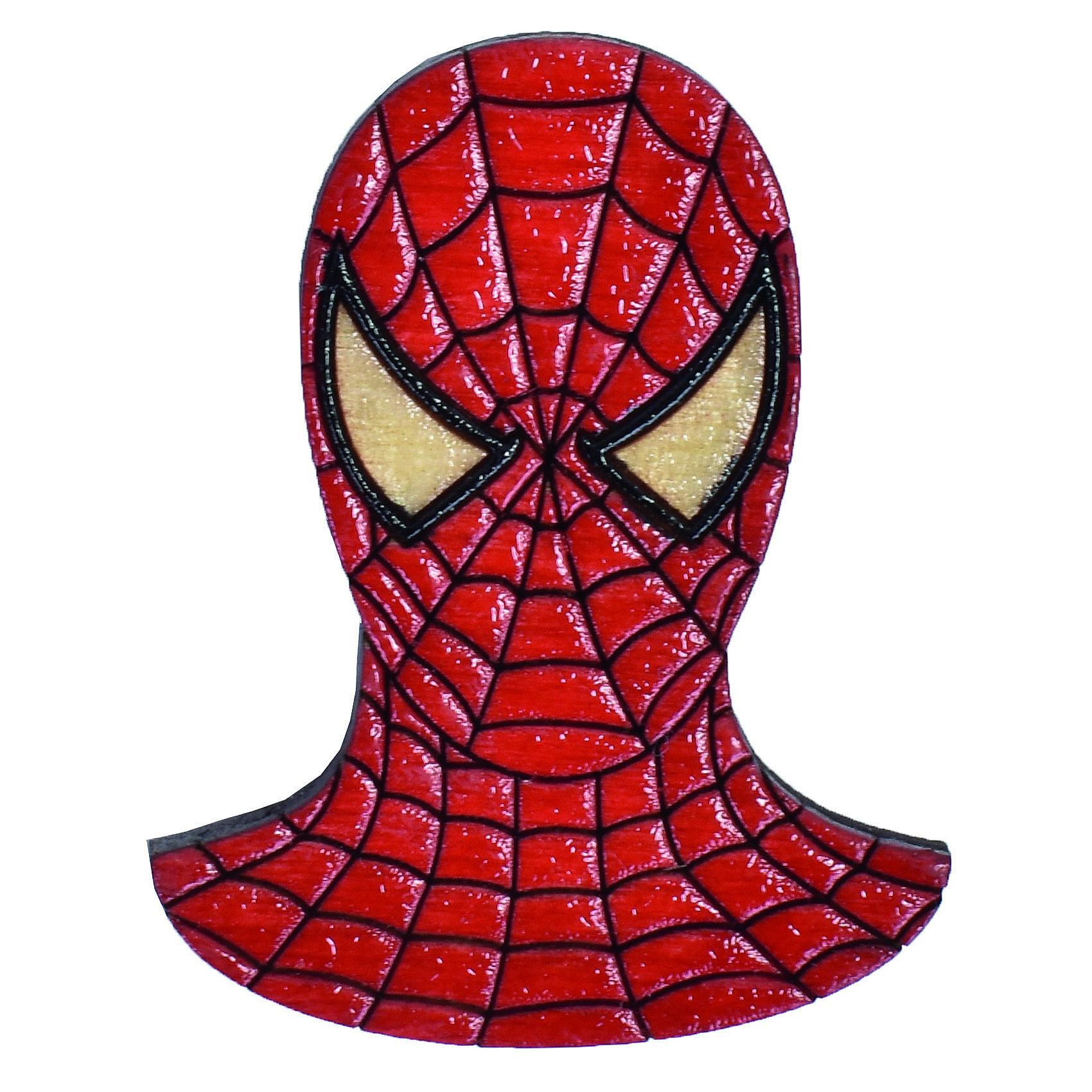 عکس پیکسل طرح مرد عنکبوتی کد 12