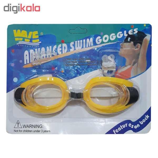 عینک شنا ویو کد G1198NE main 1 2
