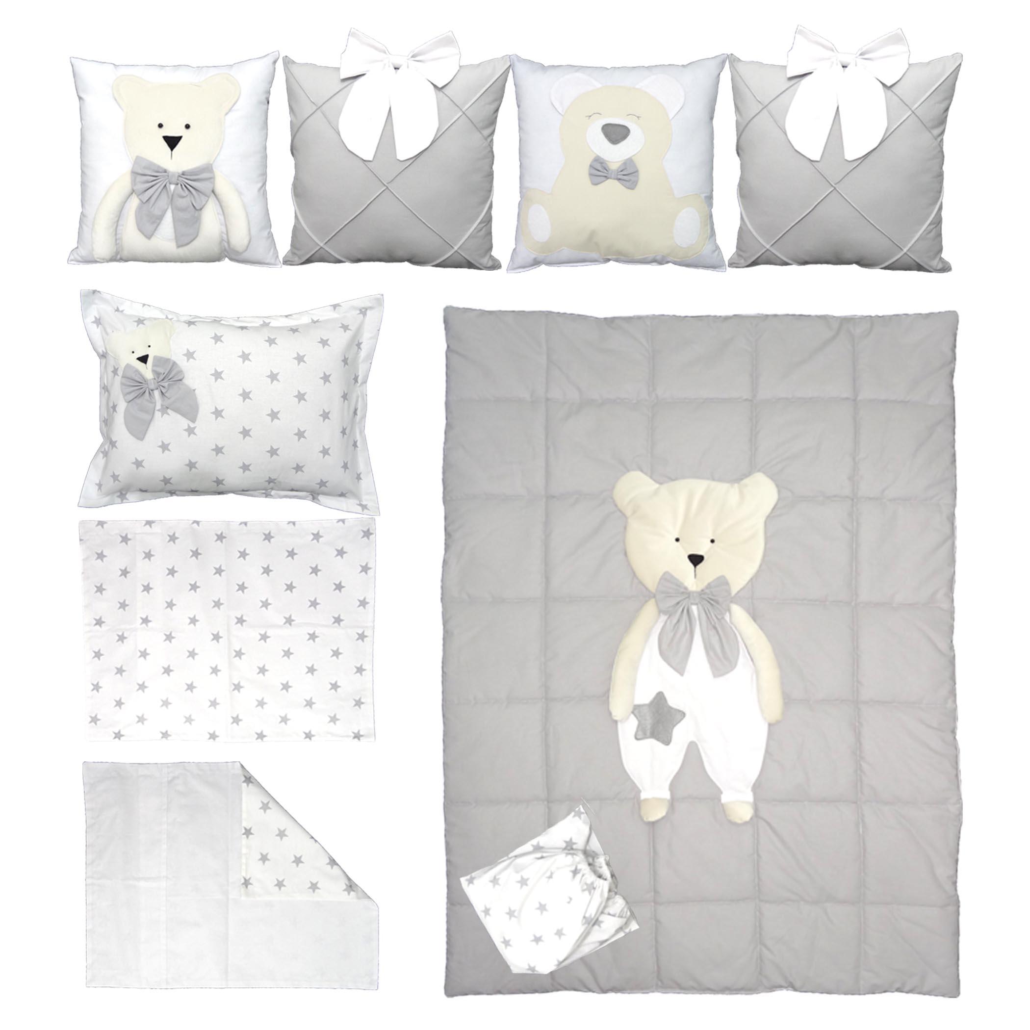 سرویس خواب 9 تکه کودک مدل Kindly Bear