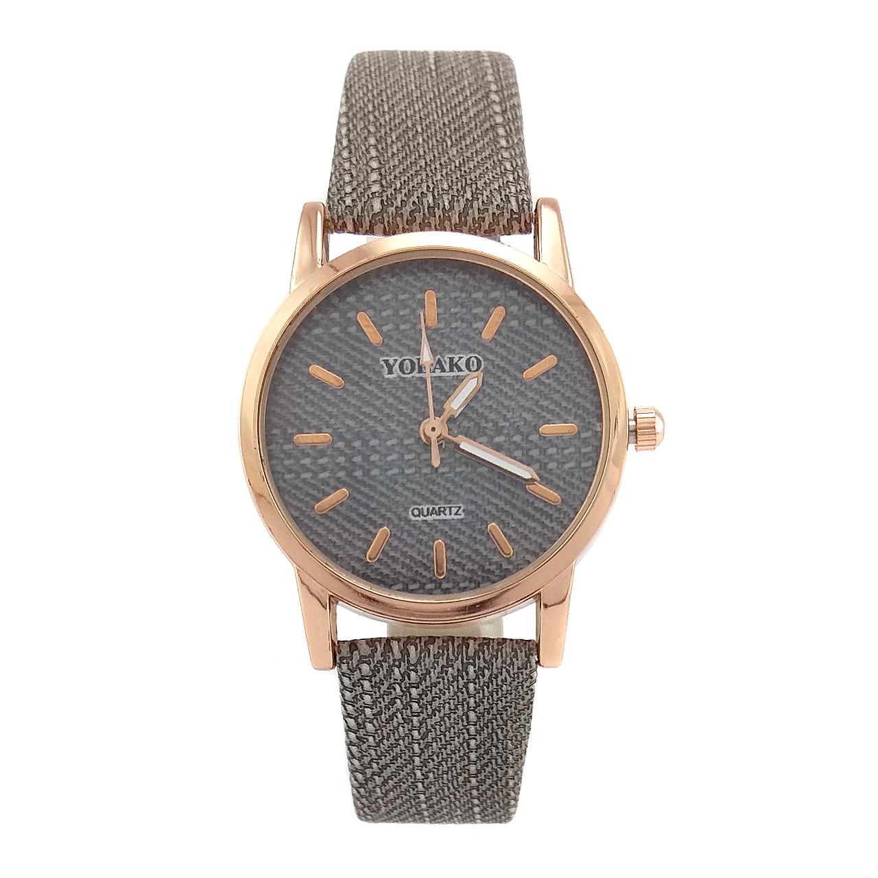 خرید ساعت مچی عقربه ای زنانه یولاکو کد1428