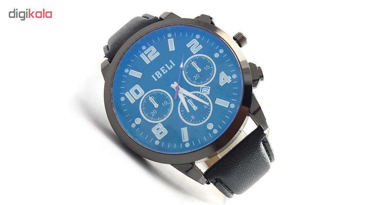 خرید ساعت مچی عقربه ای مردانه آیبلی کد V886