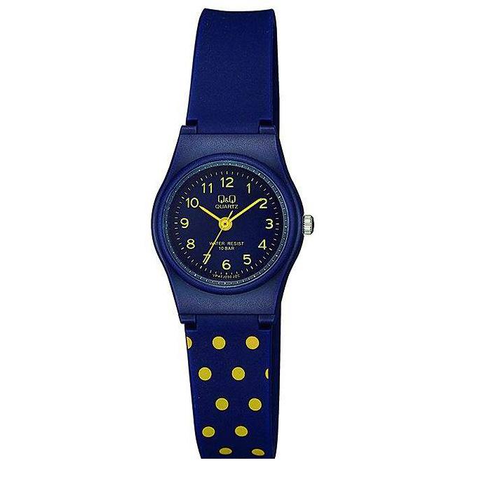 خرید ساعت مچی عقربه ای زنانه کیو اند کیو مدل vp47j030y