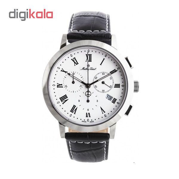خرید ساعت مچی عقربه ای مردانه متی تیسوت مدل   H9315CHRLAI