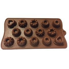 قالب شکلات طرح مافین