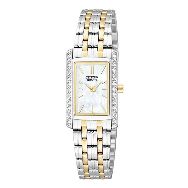 خرید ساعت مچی عقربه ای زنانه سیتی زن مدل EK1124-54D