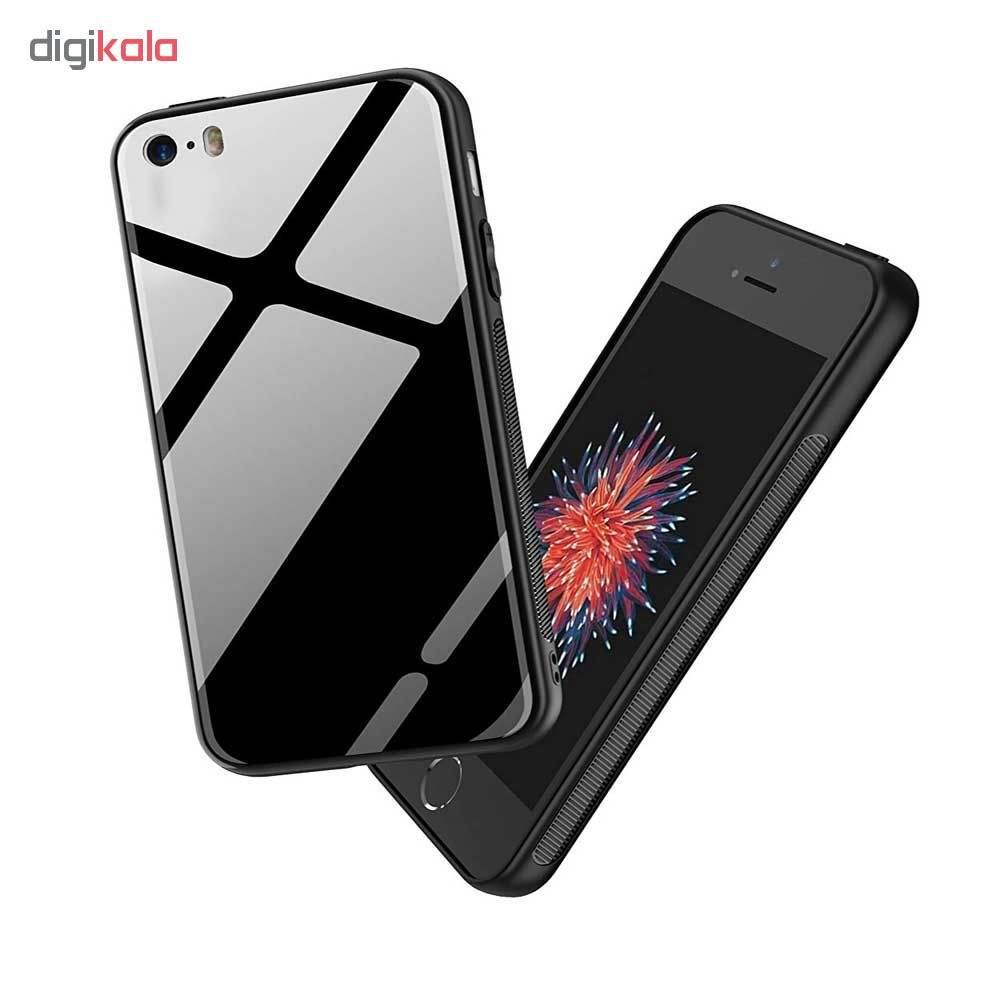 کاور کینگ کونگ مدل P01 مناسب برای گوشی موبایل اپل Iphone 5/SE/5S main 1 5