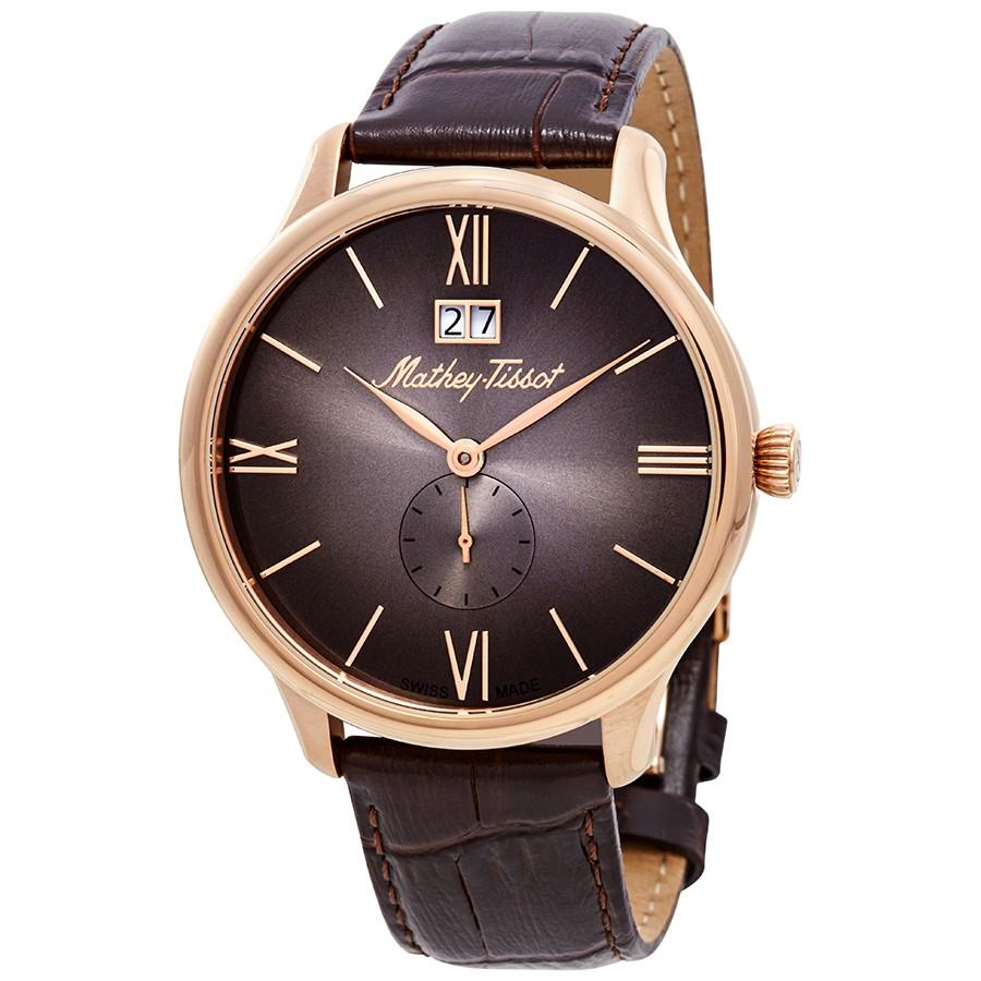 ساعت مچی عقربه ای مردانه متی تیسوت مدل   H1886QPM