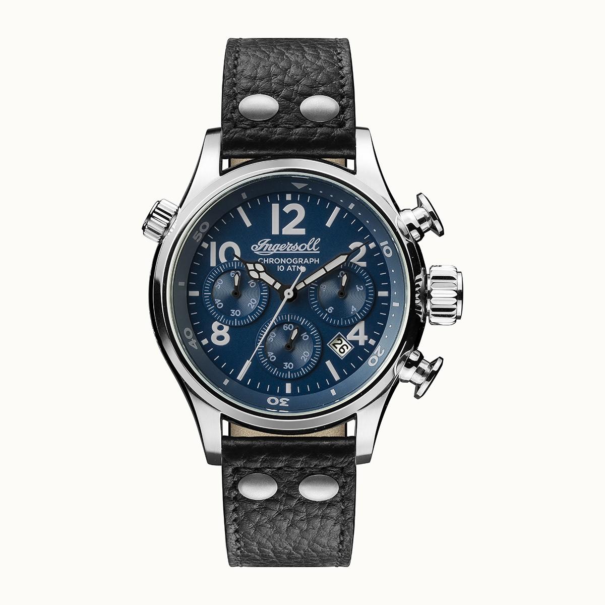 ساعت مچی عقربه ای مردانه اینگرسل مدل I02001