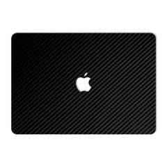 برچسب پوششی ماهوت مدل Black Carbon مناسب برای لپ تاپ اپل Macbook Pro 2016  15inch Retina