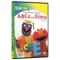 فيلم آموزش زبان انگليسي ABCs with Elmo انتشارات نرم افزاري افرند