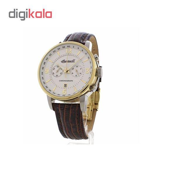 کد تخفیف                                      ساعت مچی عقربه ای مردانه اینگرسل مدل I00602