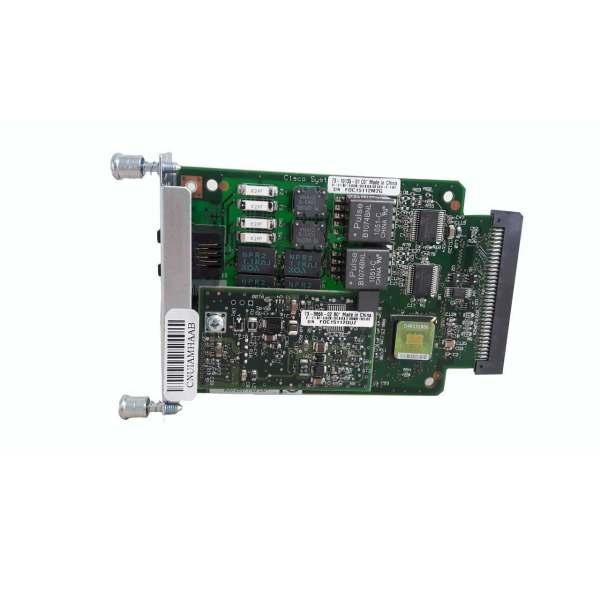 ماژول G.SHDSL سیسکو مدل WIC-1SHDSL-V3