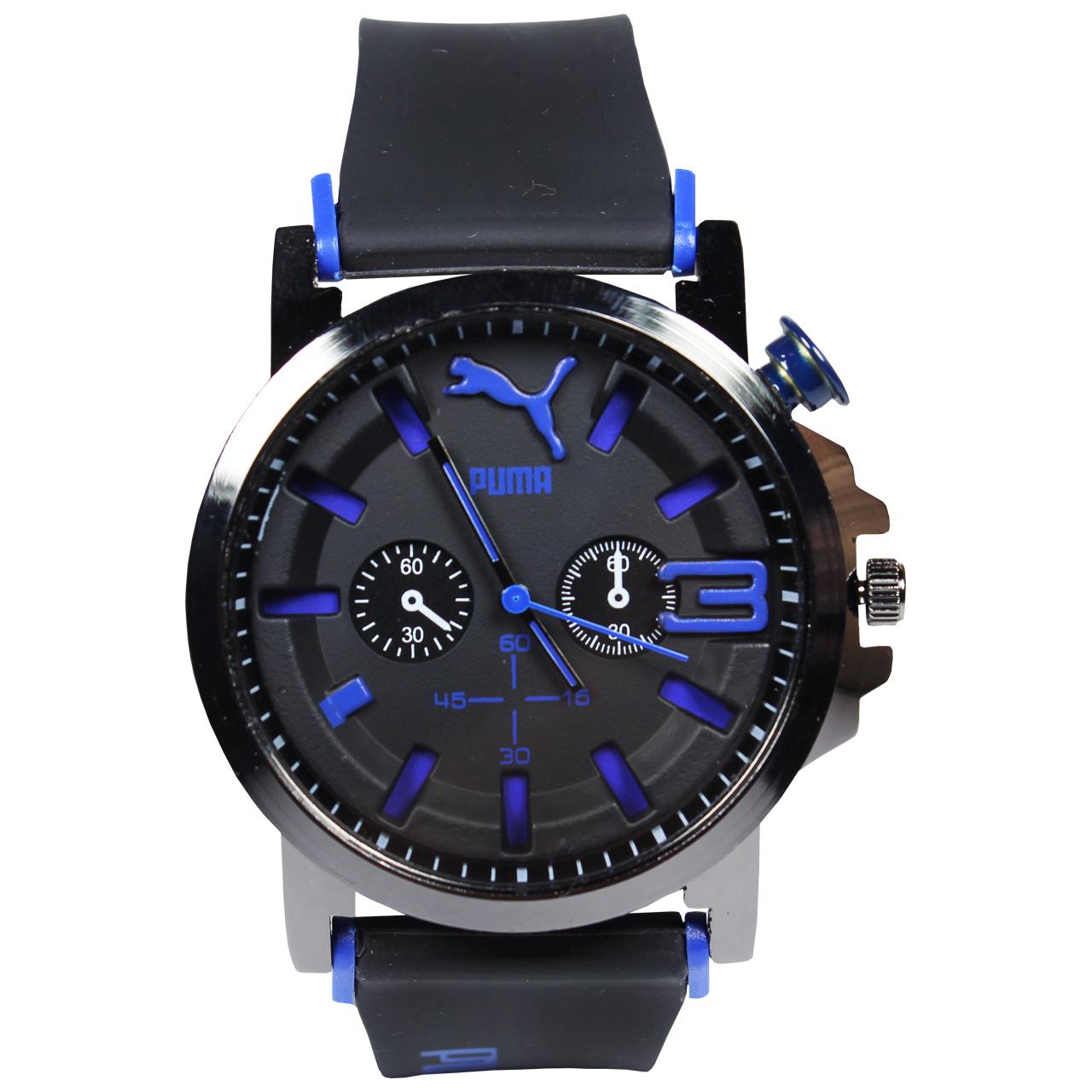 ساعت مچی عقربه ای مردانه مدل Pum-01