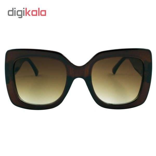 عینک آفتابی زنانه کد MZ001  غیر اصل