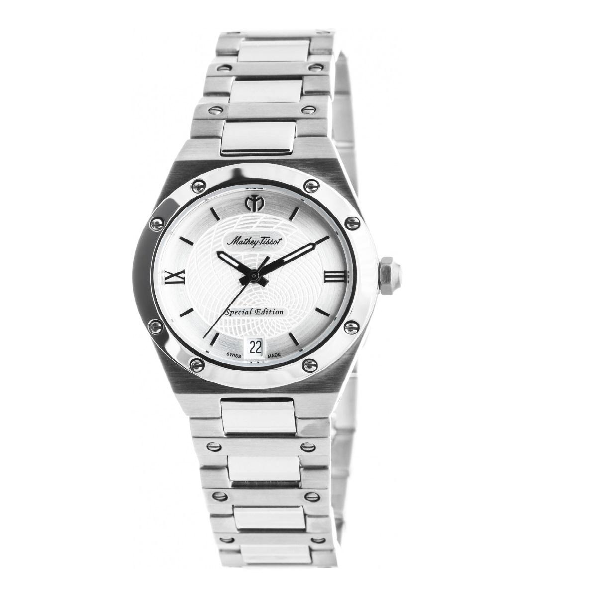 ساعت مچی عقربه ای زنانه متی تیسوت مدل  D680SE 28