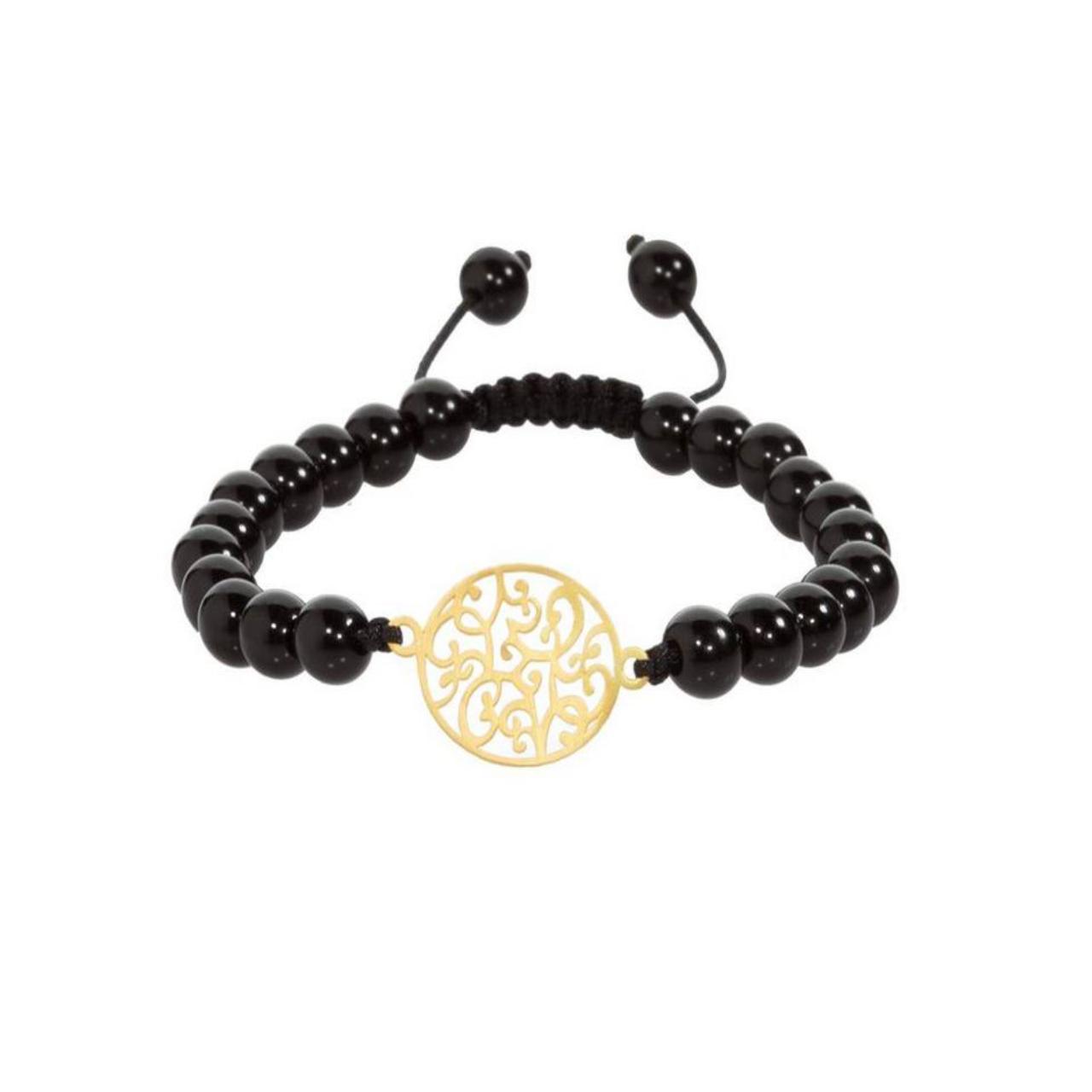 قیمت دستبند طلا 18عیار زنانه الن نار کد EL186