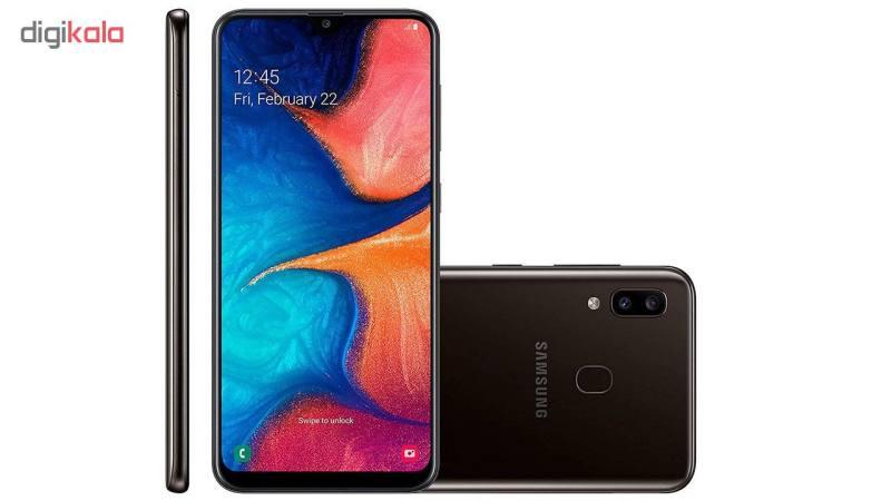 گوشی موبایل سامسونگ مدل Galaxy A20 SM-A205F/DS دو سیم کارت ظرفیت 32گیگابایت main 1 2