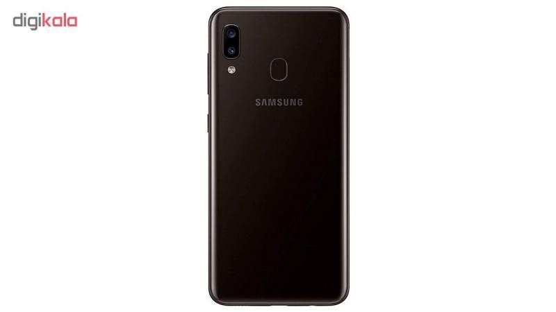 گوشی موبایل سامسونگ مدل Galaxy A20 SM-A205F/DS دو سیم کارت ظرفیت 32گیگابایت main 1 5