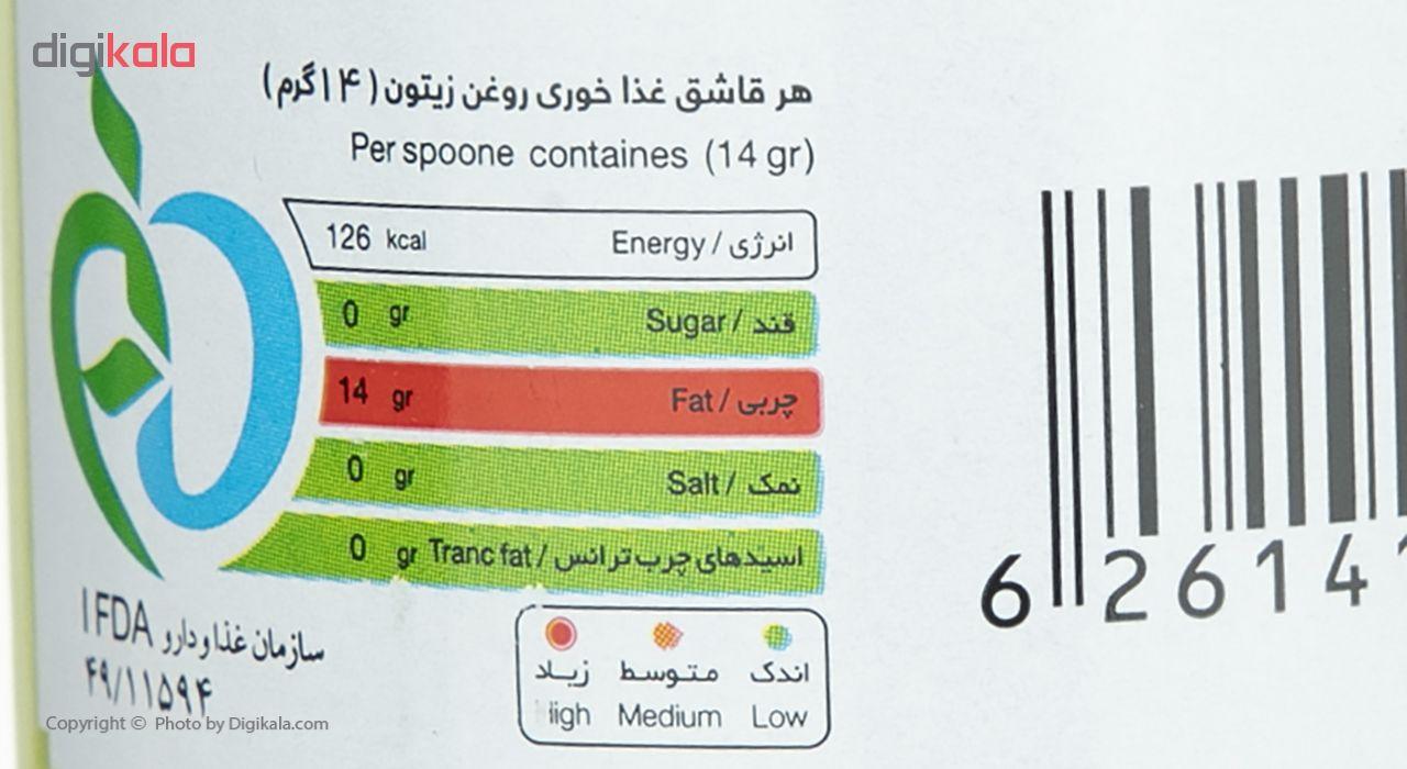 روغن زیتون تصفیه شده ویونی حجم 500 میلی لیتر