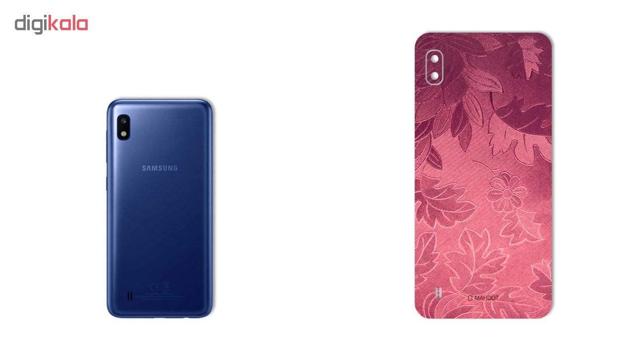 برچسب پوششی ماهوت مدل Wild-Flower مناسب برای گوشی موبایل سامسونگ Galaxy  A10 main 1 2
